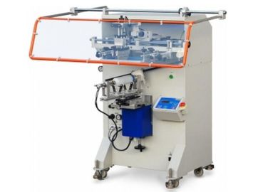 Китай SX-2A Semi Automatic Bottle Container Tube Silk Screen Printing Machine поставщик